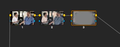 Node 1: Balance. Node 2: Look. Node 3: Vignette.