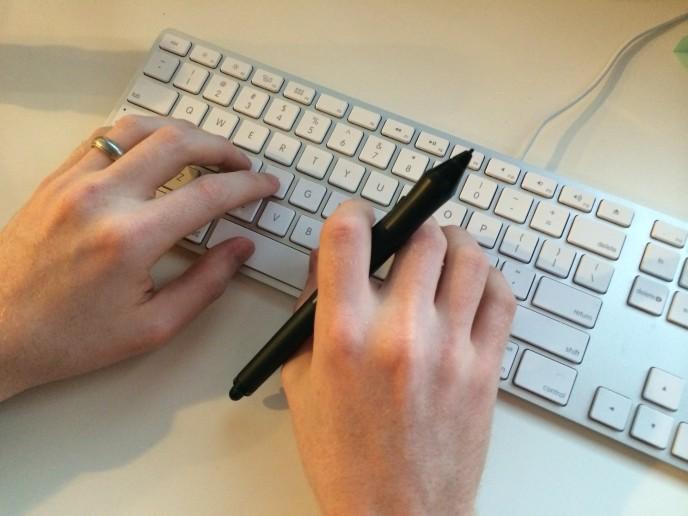 Typing 4